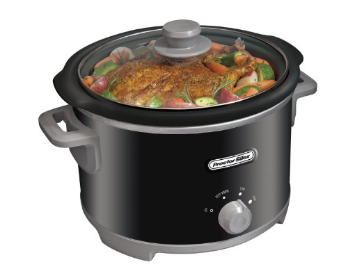Proctor-Silex 33043 4-Quart Slow Cooker