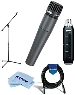 Amazon com: sm57 shure microphone