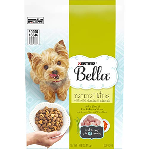 Purina Bella Natural Bites small dog food