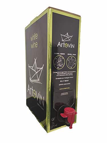 Bag in box Artevin Blanco - Caja 3 litros (3 litros)