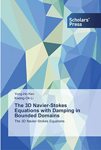 The 3D Navier-Stokes Equations with Damping in Bounded Domains: The 3D Navier-Stokes Equations