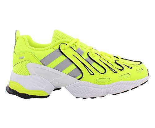 adidas Mens EQT Gazelle Casual Sneakers, Green, 11