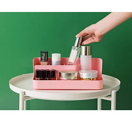 QCCOKNN Make-up Aufbewahrungsbox, Kosmetikregal, Schmutzbehälter, Lippenstift Aufbewahrungsbox