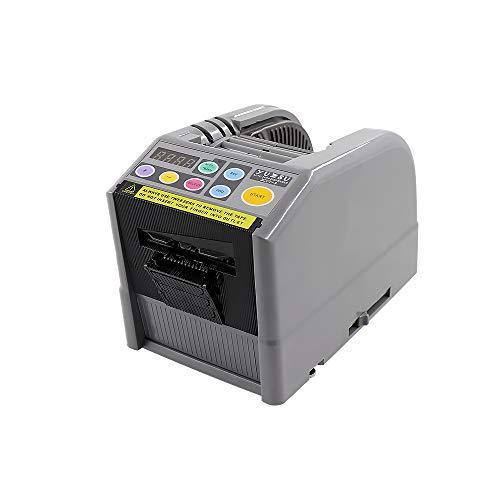 電動テープカッター zcut-9 テープディスペンサー ターンテーブル テープ切断機 粘着カッター切断機 テープ 結束具 業務用(6-60 mmテープ適用)包装梱包作業に最適