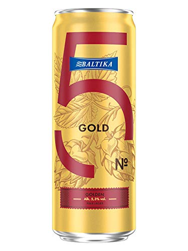 Baltika Bier Gold No. 5