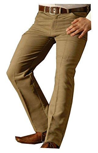 Country Wear - Pantalón - para Hombre Verde Lovat 44W x 31L