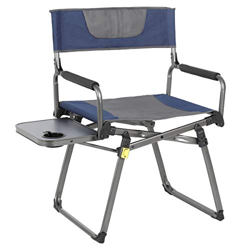 folding camp chair with table - 8