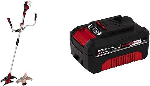 Einhell Débroussailleuse AGILLO 36/255 BL-Solo - Système Power X-Change (36V (2x18V) & Batterie du système Power X-Ch...