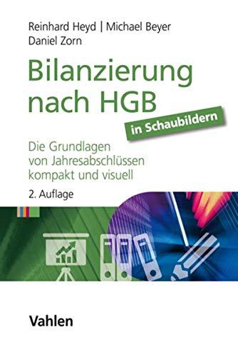 Bilanzierung nach HGB in Schaubildern: Die Grundlagen von Jahresabschlüssen kompakt und visuell