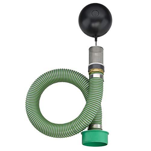3P Technik Filtersysteme Schwimmende Drossel für Retention 3 Zoll für einen regelmäßigen, vorher definierten Abfluss aus der Zisterne BZW. Regenwassertank in die Kanalisation