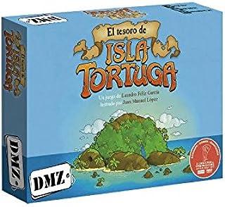 DMZ GAMES- Juego de Mesa, Color Azul (DMZ1005): Amazon.es: Juguetes y juegos