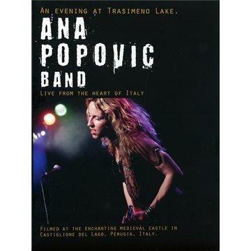 Ana Popovic Band - An Evening At Trasimeno Lake