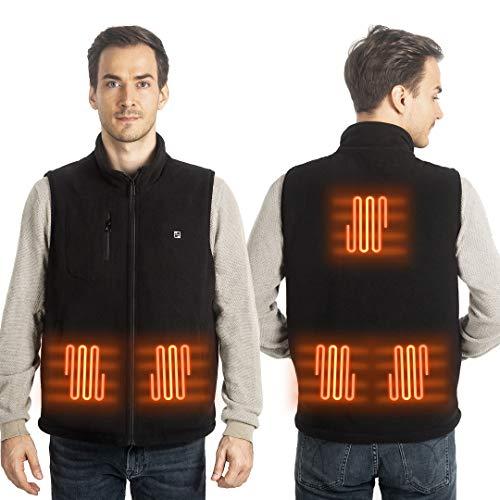 LIFEBEE Heated Fleece (S-3XL) for $29.99 + FS