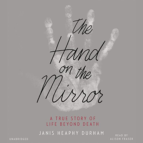 The Hand on the Mirror audiobook cover art