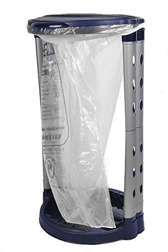 Müllsackständer 120 Liter schwarz - Ideal für gelbe Säcke!