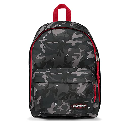 EASTPAK ZAINO OUT OF OFFICE ON TOP RED