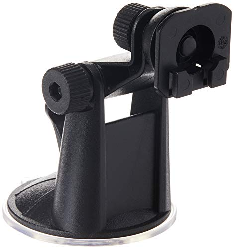 ARKON Replacement Upgrade or Additional Windshield Suction Car Mounting Pedestal for Arkon Dual T Tablet and Smartphone Holders (CM017-KST-2SH),Black
