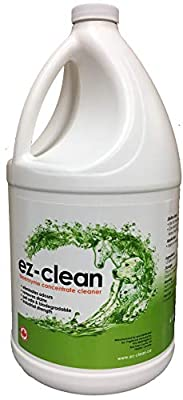 Ez-Clean Concentrated Bioenzyme, Indoor/Outdoor Odor Remover (1 Gal Jug)