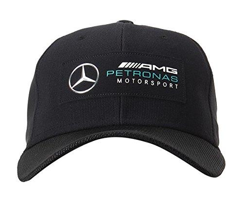 PUMA Mercedes AMG Petronas Motorsport Baseball Cap Puma Black Adult