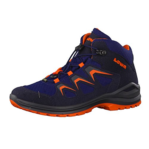 Lowa Innox Evo GTX QC Junior Navy Orange 37