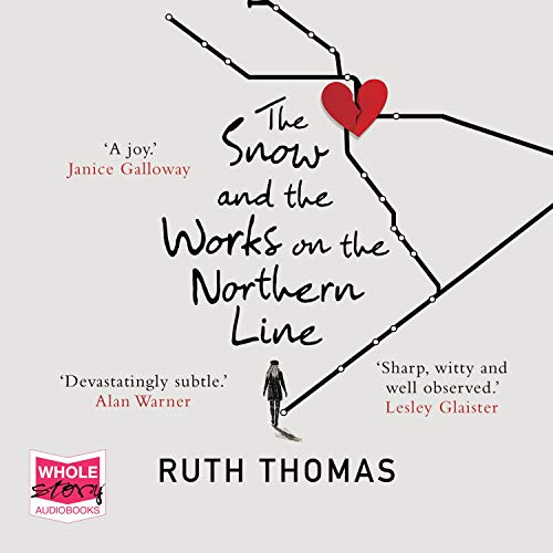 The Snow and the Works on the Northern Line cover art