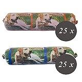 """Barfbox """"Geflügel- und Rindfleischkiste"""" 25kg Barffleisch / Barf für Hunde / Hundefutter / Katzenfutter / Frostffutter / Frostfleisch / Barf Paket - 3"""