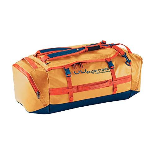 Eagle Creek Unisex-Adult Cargo Hauler-Superleichte Reisetasche mit 60 L Volumen, Robuster Rucksack für Camping und Outdoor, Abrieb-und Wasserbeständiges Gewebe goods, Sahara Yellow