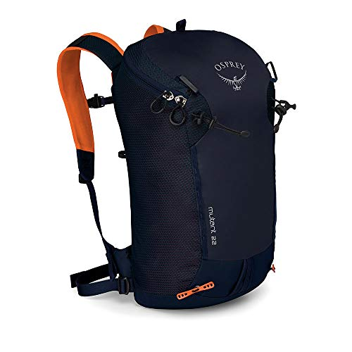 Osprey Mutant 22 Climbing Backpack, Blue Fire, One Size