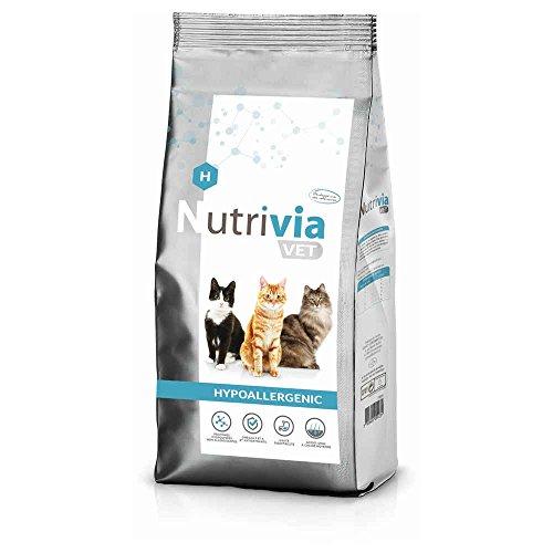 Nutrivia Vet - Croquettes Hypoallergenic pour Chats - 1,5Kg