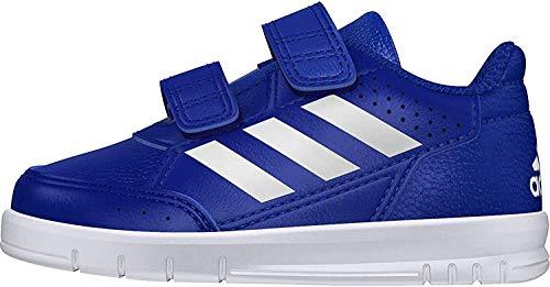 adidas Altasport CF I, Zapatillas de Estar por casa Niños, Azul (Reauni/Ftwbla/Reauni 000), 20 EU