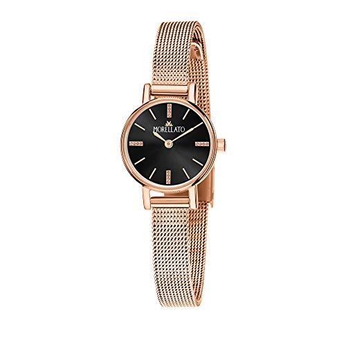 Morellato Reloj Analógico para Mujer de Cuarzo con Correa en Acero Inoxidable R0153142529