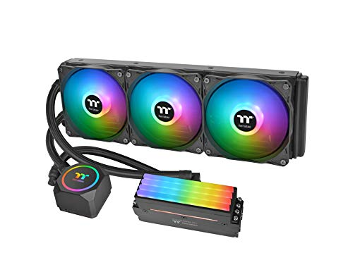 Thermaltake Floe RC 360 Memory & CPU AIO Liquid Cooler CL-W290-PL12SW-A