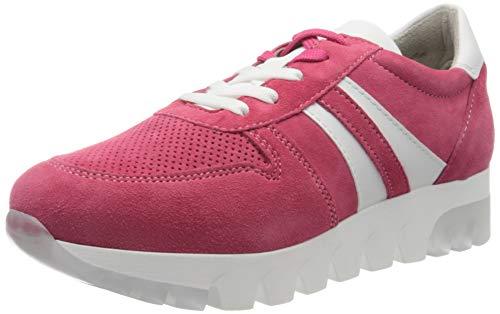 Tamaris Damen 1-1-23749-24 Sneaker, Pink (LT. PINK Suede 494), 40 EU