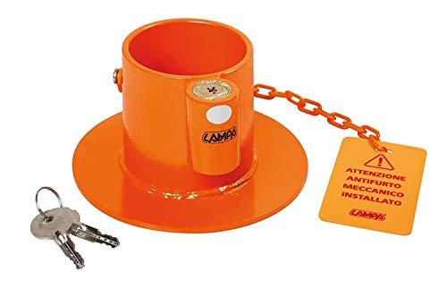 Lampa Anhänger Diebstahl Sicherung Universal