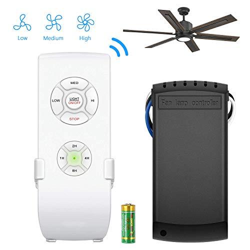 E-More Mando a Distancia Universal para Ventilador de Techo
