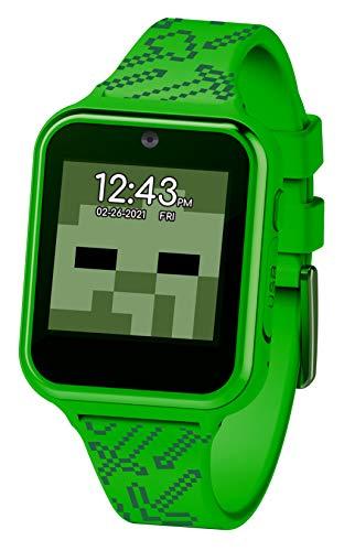 Minecraft Interaktive Smartwatch mit Touchscreen MIN4045AZ