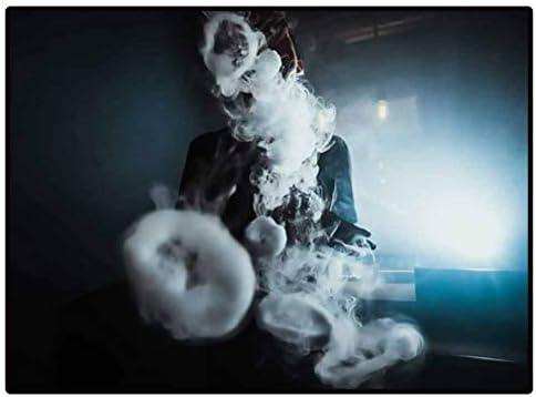 Home Dynamics Rugs Non Slip Rug Vape Man Doing Cloud Tricks 472862494 Desk mat for Carpet 6 product image