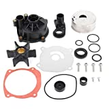 LSAILON Water Pump Impeller Kit Fit for Evinrude Johnson 85 88 90 110 112 115 HP V4 Outboards Replacement for OE: 5001594 05001594