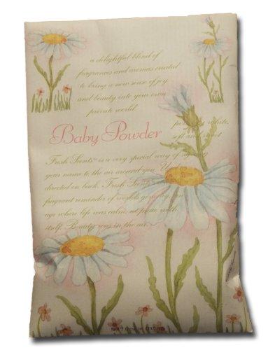 'Baby Powder' Baby Puder Duftsachet Fresh Scents groß von Willowbrook