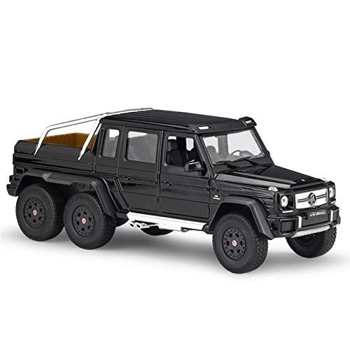 Maßstab Auto-Modell 1:24 Für Mercedes Für Benz G63 AMG 6x6 G500 Auto Sport Simulation Legierung Auto Modell...
