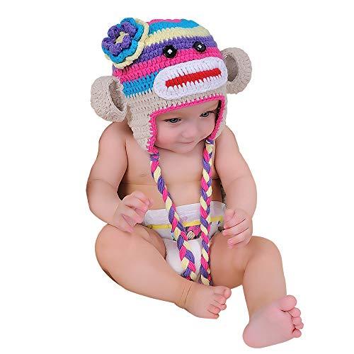 EFANBABY Baby Girl Hats with Earfla…