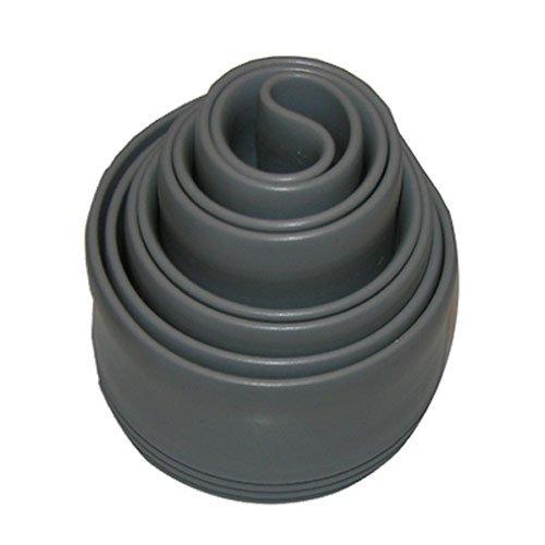 LASCO 02-4151 1-7/16-Inch Wide x 37-Inch Length Shower Door, Grey Rubber Seal for Shower Door