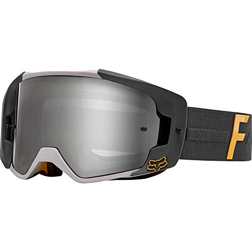 Fox Gogle Vue Royl Black - glass Chrome Spark