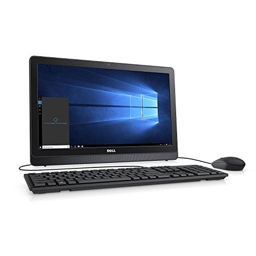 "Flagship Dell Inspiron 21.5"" All-in-One Full HD Desktop, AMD Quad-Core A6-7310 Up to 2.4GHz 8GB DDR3 1TB HDD Radeon R4 Graphic DVDRW MaxxAudio 4-in-1 card reade 802.11ac HDMI Bluetooth Webcam Win 10"