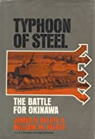 Typhoon of Steel: The Battle for Okinawa 0553243721 Book Cover