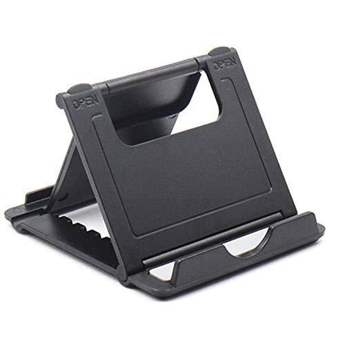 Kuyoly Portátil Universal Antideslizante Teléfono Soporte Creativo Plegable Soporte de Escritorio para Tablet Soporte de Teléfono Móvil