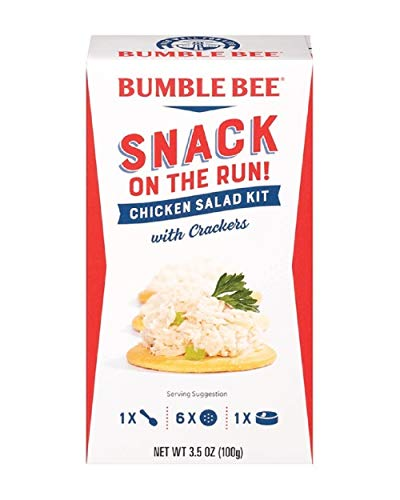 Bumble Bee Ready to Eat Chicken Salad Kit, 3.5 oz