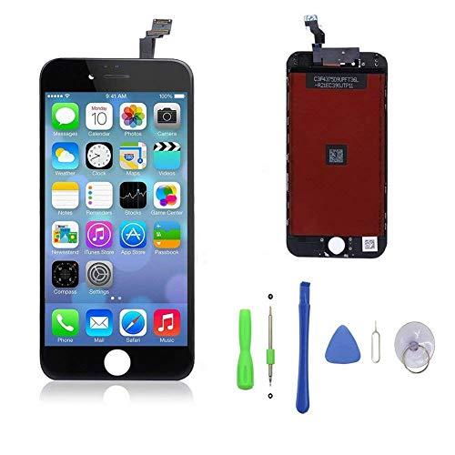 Pantalla táctil LCD Reparación digitalizador Repuesto Libre Tools Set para iPhone 6
