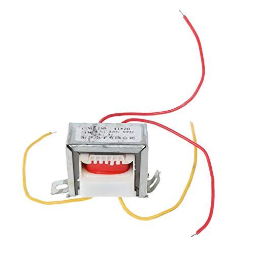 Fivekim Trafo Leistung 5 W AC 220 V Lokales Schweißgerät AC 9 V für Transformatoren Leistung Lötmaschinen