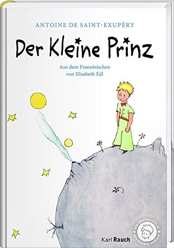 Der Kleine Prinz: Efalin. Mit den originalen Illustrationen